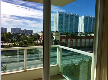 EasyRoommate US - Amazing room for rent in a beautiful place, Sunny Isles Beach - $1,100 pm
