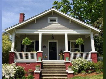 EasyRoommate US - Cute Bungalow located in Cute Belmont, Mount Holly - $700 pm