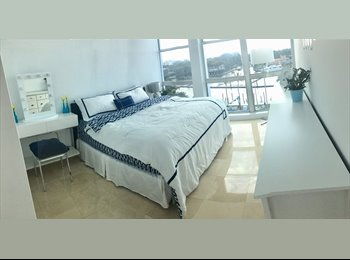 EasyRoommate US - Beautiful private Bedroom at the Beach, private Bathroom, Bayview , North Bay Village - $1,450 pm