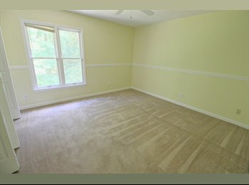 EasyRoommate US - Large Unfurnished Bedroom w/en-suite bath. Utilities included, Chapel Hill - $600 pm