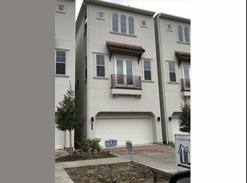 EasyRoommate US - Townhouse in heights , Shady Acres - $1,300 pm