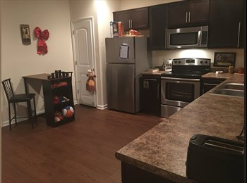 EasyRoommate US - Room for Rent in Luxury Gated Townhouse Community, Garden City - $700 pm