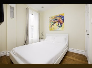 EasyRoommate US - 140th & Broadway ** A/B/C/D/1 trains ** Steps to City College, Hamilton Heights - $1,200 pm