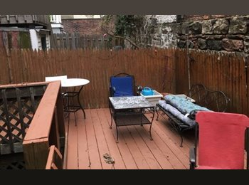 EasyRoommate US - 1 RM AVAILABLE - PRIVATE PATIO , Hoboken - $1,420 /mo
