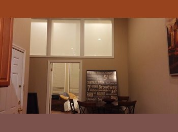 EasyRoommate US - HUGE PRIVATE ROOM, UPDATED, 12ft+ CEILINGS. PERFECT LOCATION., Hoboken - $900 /mo