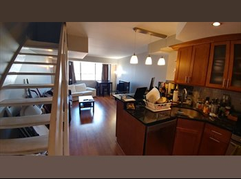 EasyRoommate US - Master BR in 2BR - Logan Circle - Walk Everywhere!, Logan Circle - $1,600 pm