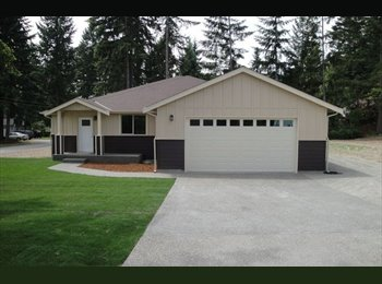 EasyRoommate US - Bedroom for rent in Puyallup , Midland - $750 pm
