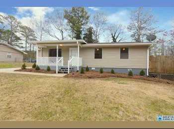 EasyRoommate US - Professional living in Leeds-Moody Area. Eighteen min to Bham!, Irondale - $450 pm
