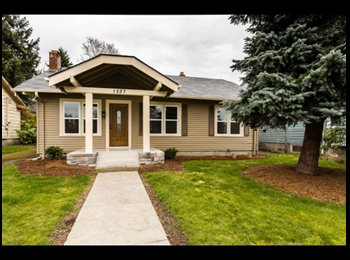 EasyRoommate US - Quiet updated home with easy commute close to 6th ave, Tacoma - $700 pm