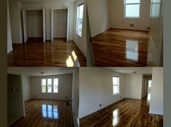 EasyRoommate US -  3 ROOM MATES WANTED TO SHARE LARGE, GORGEOUS, SUNNY APARTMENT (Jersey City Heights) , Hoboken - $800 /mo