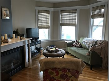 EasyRoommate US - June 1st- Summer Sublet w/ Option To Renew- Near Harvard and MIT, Cambridge - $1,600 pm