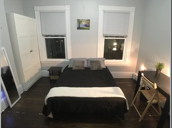 EasyRoommate US - Modish Room Available in a 4 bedroom/ 1 bath/ + living room, Cambridge - $1,410 pm