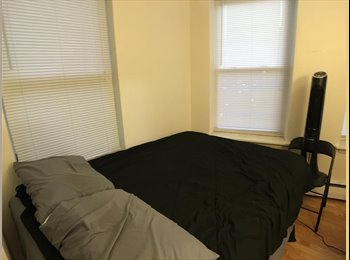 EasyRoommate US - North End Room Available in a 3 bedroom/1 bath/ + living room, North End - $1,390 pm