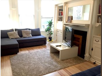 EasyRoommate US - ::: Awesome & quiet BR in a Renovated Flat in HAYES VALLEY! :::, Hayes Valley - $1,700 pm